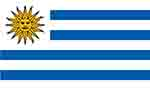 Uruguay Flag by FlagPictures.org