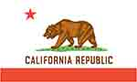 California's state flag courtesy of FlagPictures.org