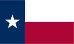 Texas state flag courtesy of FlagPictures.org